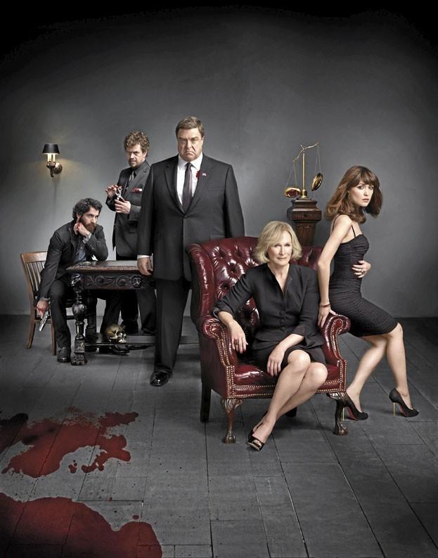 Damages : quoi de neuf dans la saison 4 ?