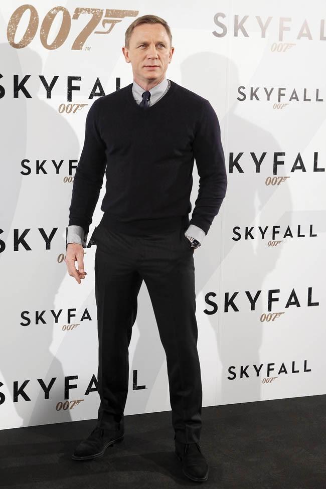 Daniel Craig #1