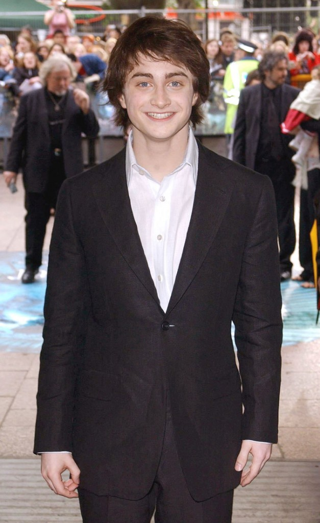 Photos : Daniel Radcliffe en 2004