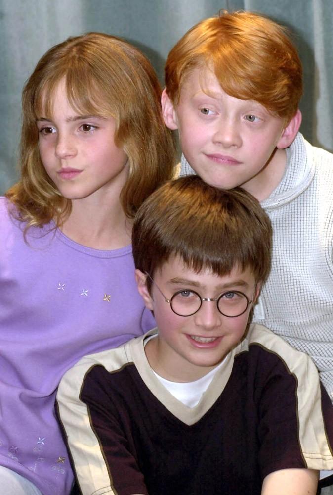 Photos : début de l'aventure en 2001 pour les trois futures stars !