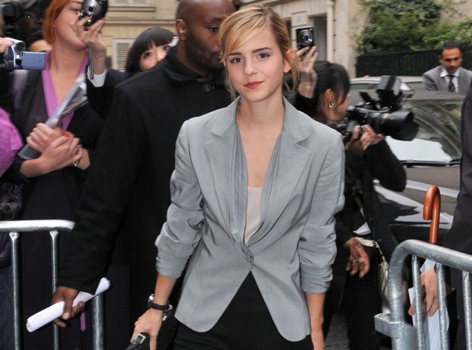 Photos : Emma Watson est devenue une vraie fashionista