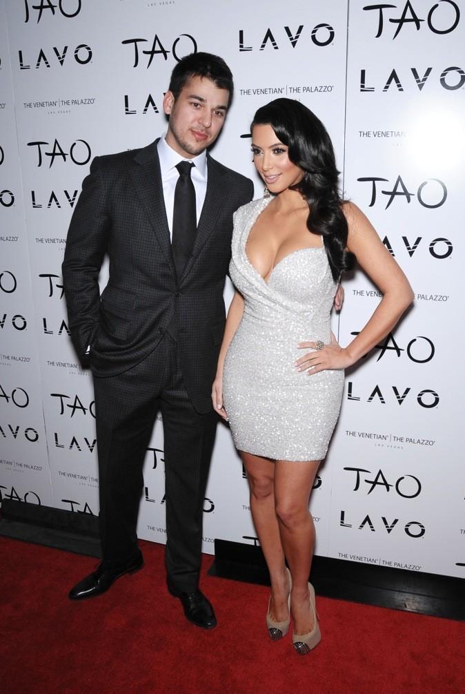 Kim Kardashian : Rob finira-t-il par grandir ?