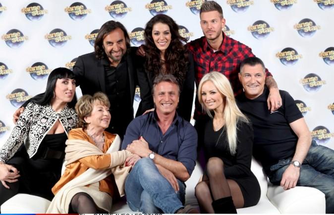 Les huit personnalités de Danse avec les Stars se sont données à fond pour le premier prime en direct !