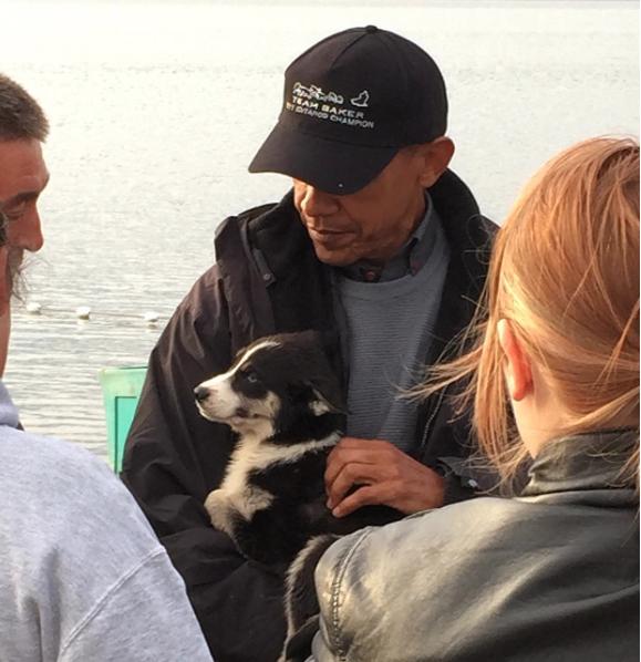Barack Obama en Alaska