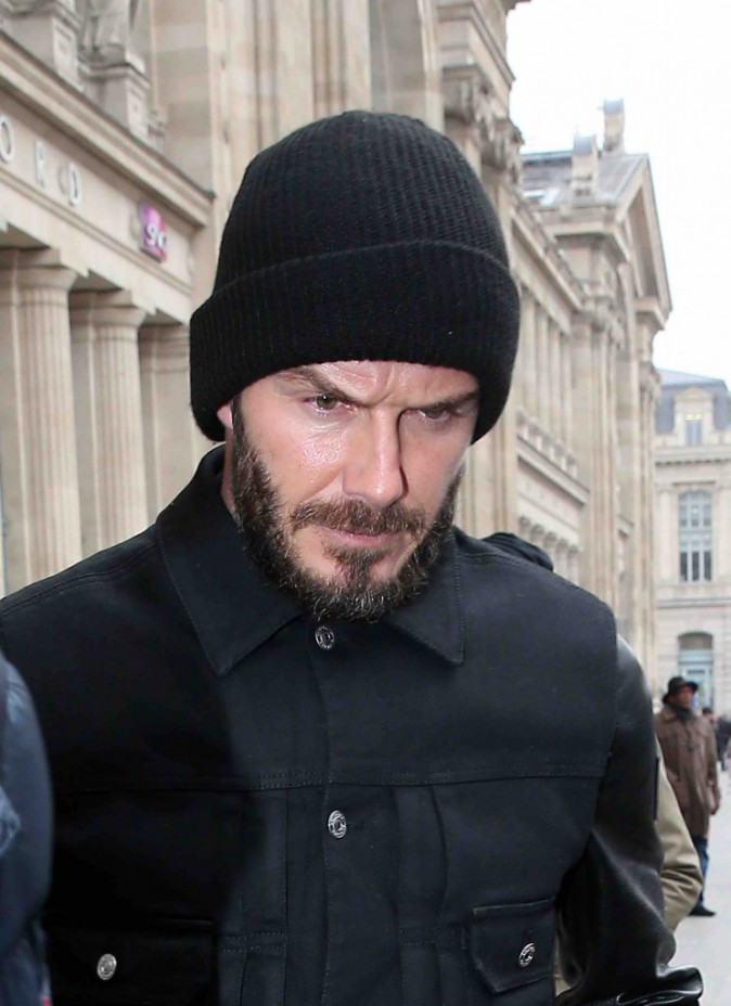 David Beckham : bye bye New York, bonjour Paris !