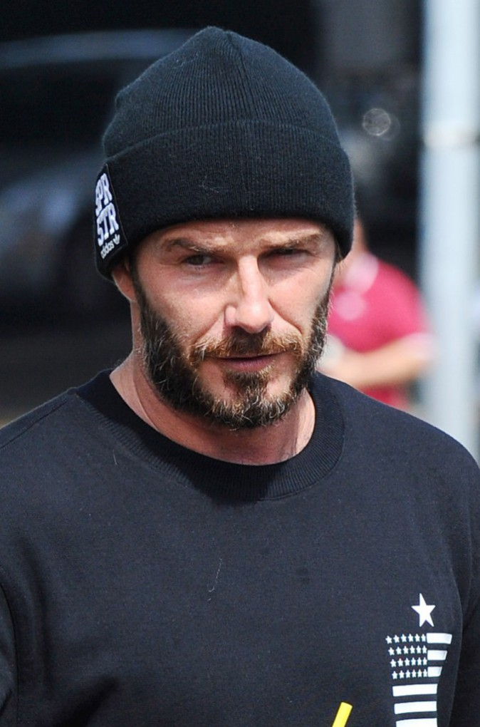 Photos : David Beckham : il raconte le premier rendez-vous amoureux de Brooklyn !