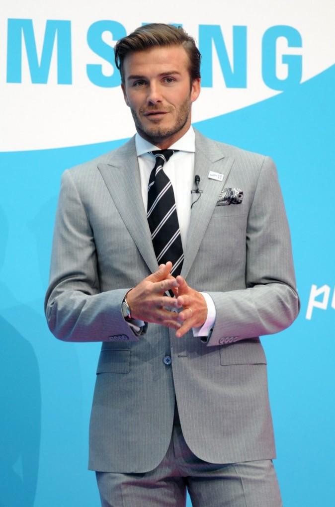 David Beckham, un ambassadeur de choix...