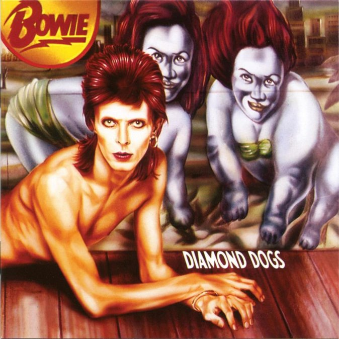 Diamond Dogs 1974