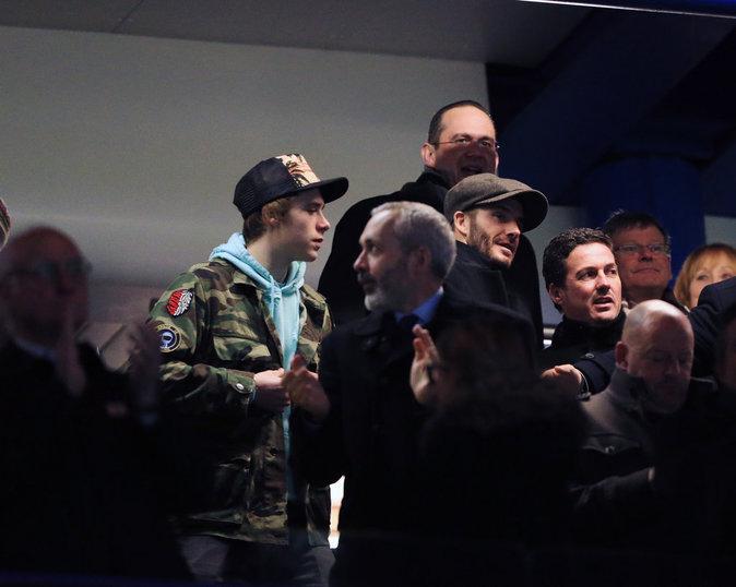 Photos : David et Brooklyn Beckham : meilleurs amis pour la vie !