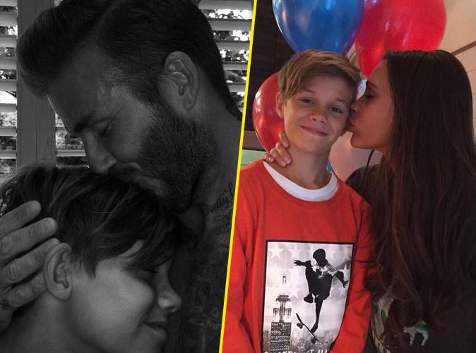 David et Victoria Beckham : amour et tendresse pour l'anniversaire de Romeo !