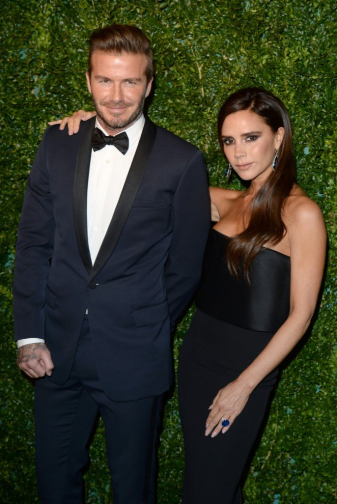 David et Victoria Beckham : in love comme au premier jour, un couple qui vend du r�ve sur red carpet !