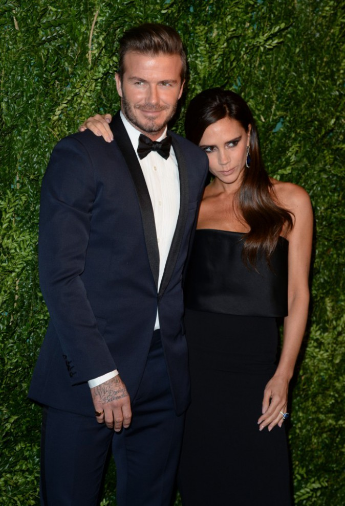 Photos : David et Victoria Beckham : in love comme au premier jour, un couple qui vend du rêve sur red carpet !