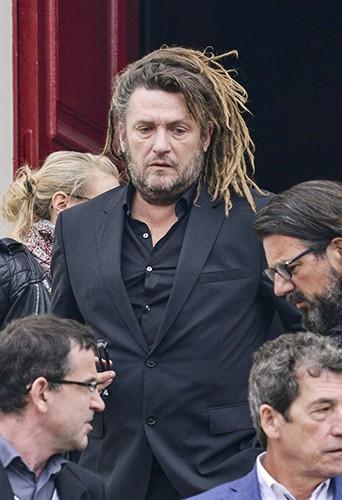 Olivier Delacroix à Versailles le 10 juillet 2014