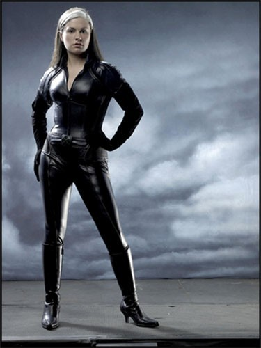 Anna Paquin (Malicia dans X-Men, X-Men 2, X-Men : L'Affrontement final)