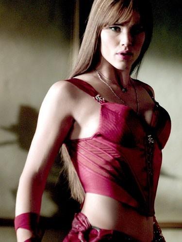 Jennifer Garner (Elektra dans Daredevil et Elektra)