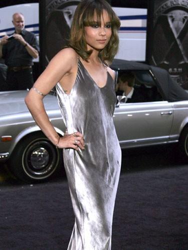Zoë Kravitz (Angel dans X-Men : Le Commencement)