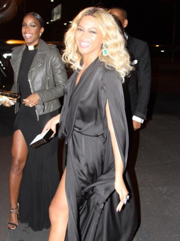 Beyoncé et Jay-Z à Las Vegas