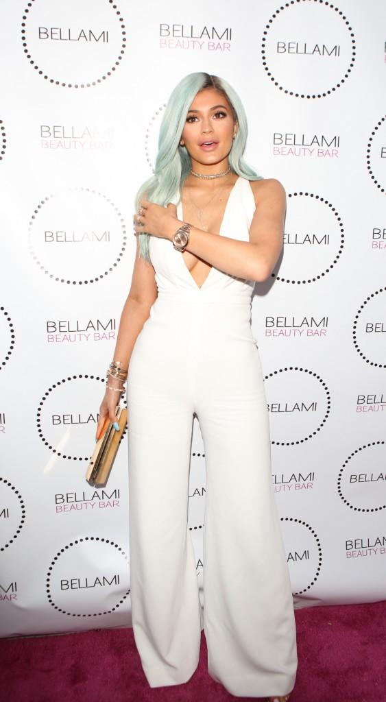 Kylie Jenner le 9 juillet 2015