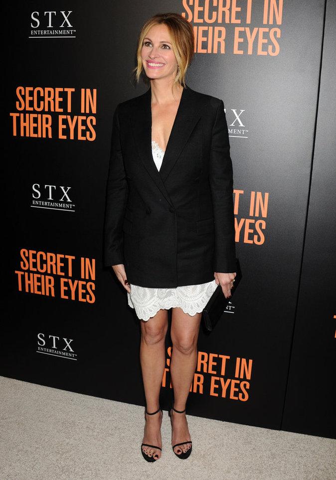 Julia Roberts le 11 novembre 2015