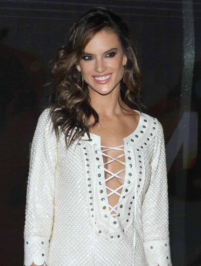 Alessandra Ambrosio le 22 septembre 2015