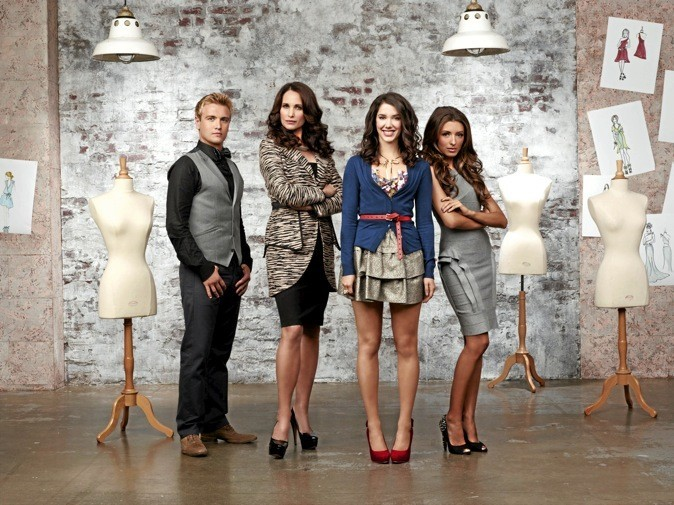 Les acteurs de la nouvelle série : Jane By Design !