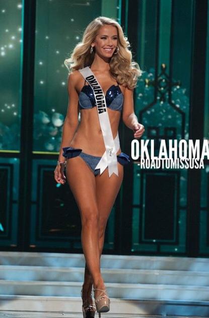 Photos : découvrez la grande gagnante de Miss USA 2015 !