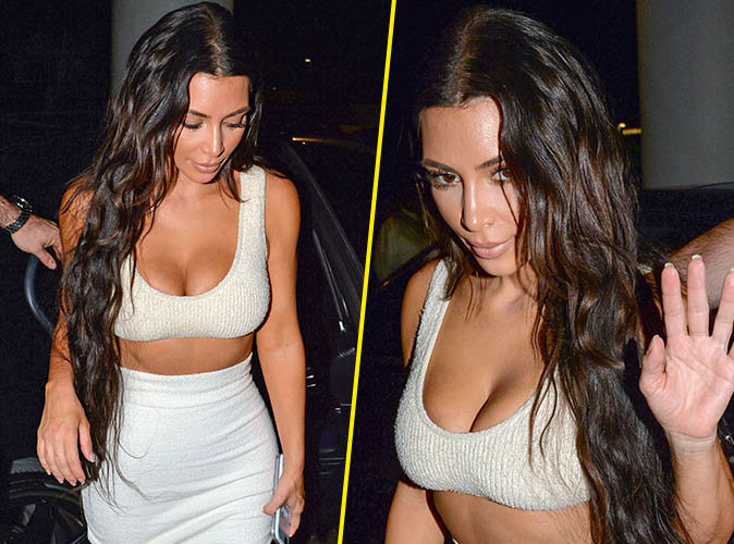 D�couvrez la nouvelle bague � 5 millions de dollars de Kim Kardashian !