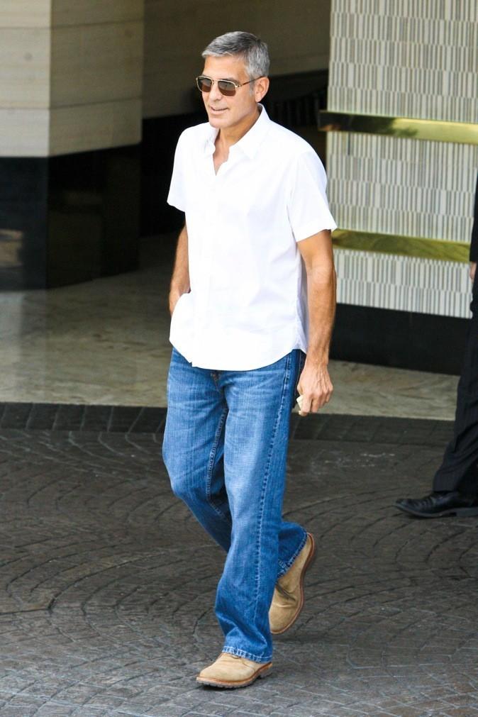 George Clooney : 73ème position !