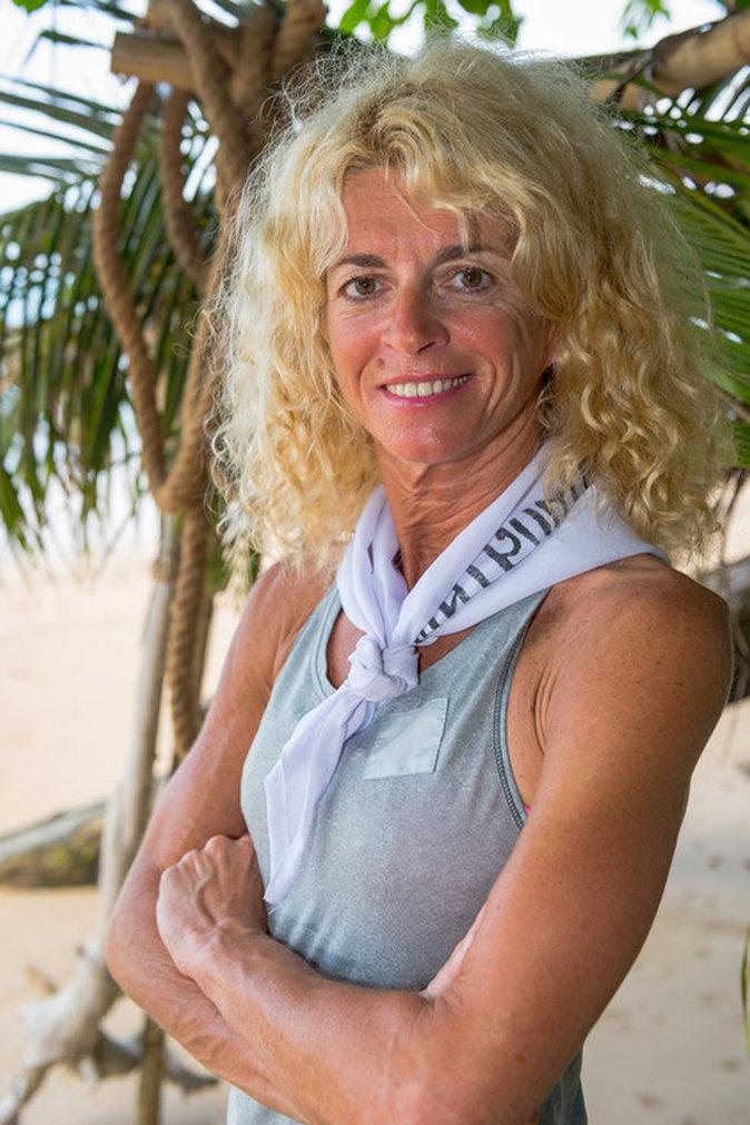 Carole, 51 ans, vice championne de boxe anglaise