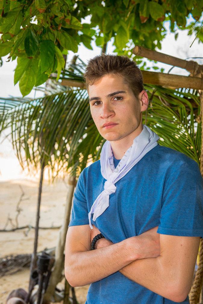 Marius, 21 ans, étudiant en design automobile