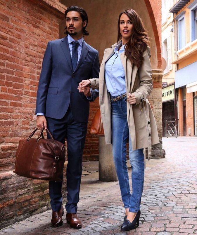 Vanessa et Julien