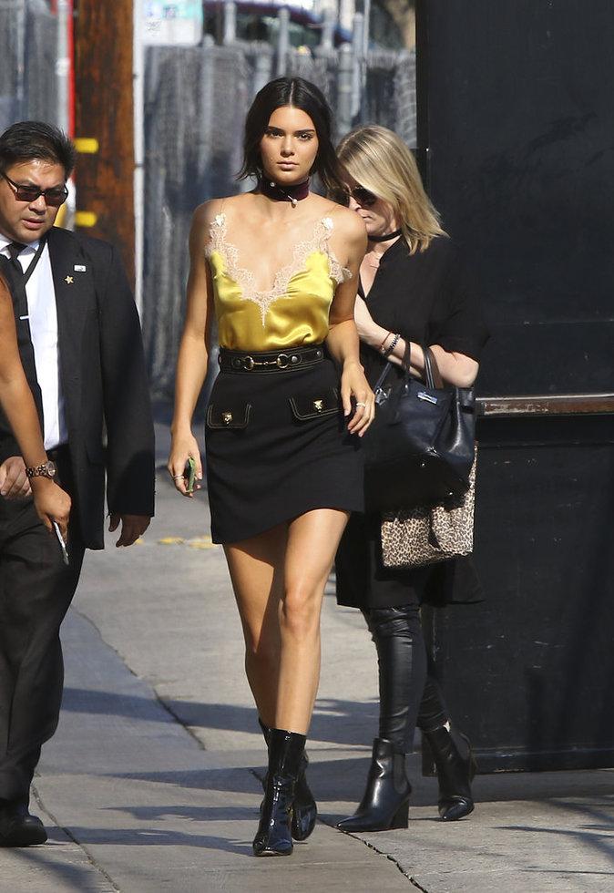 4) Kendall Jenner : 10 millions de dollars en 2016