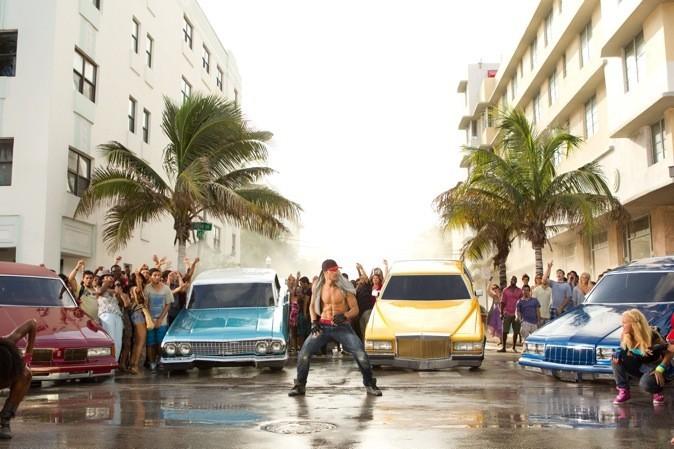 Des danseurs à tous les coins de rue !