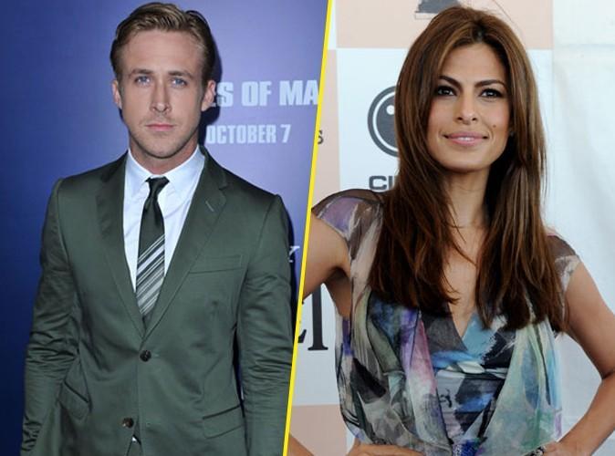 Ryan Gosling et Eva Mendes : c'est une affaire qui roule!