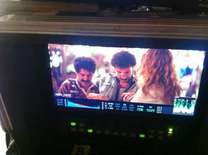 Sur le tournage de Vice la France