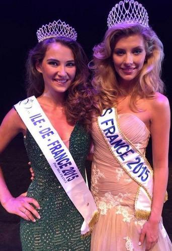 Photos : découvrez Miss Île-de-France 2015, la future Miss France ?
