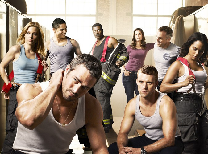 Chicago Fire : la plus sexy !