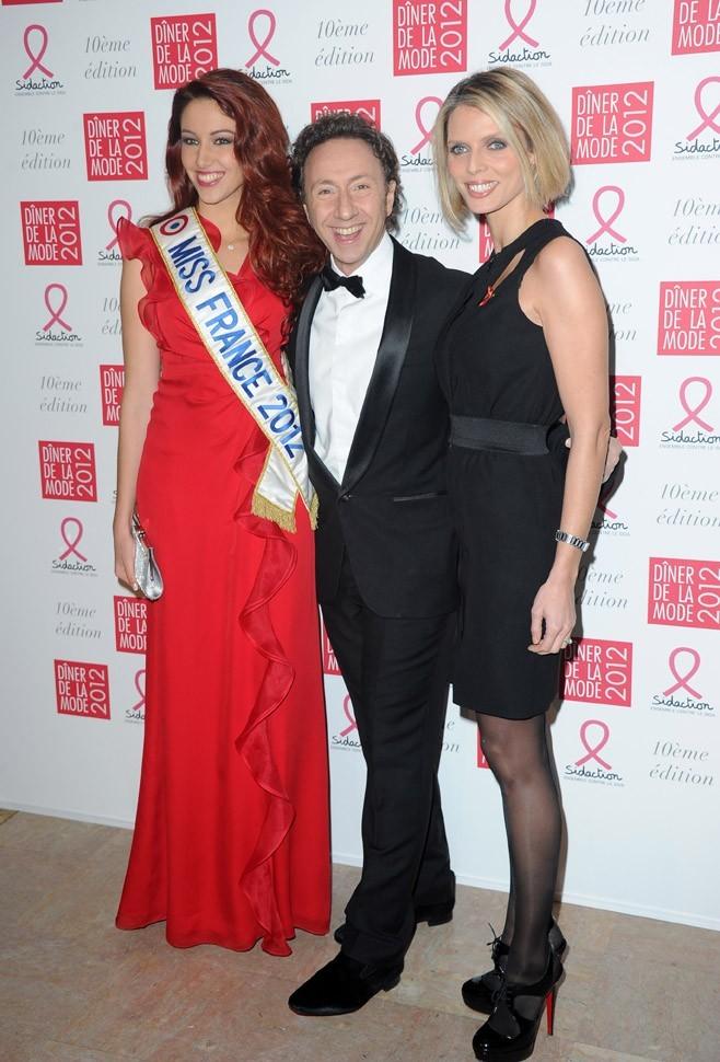 Avec Stéphane Bern et Sylvie Tellier !