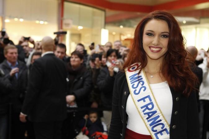 Delphine Wespiser dans son Alsace Natale !