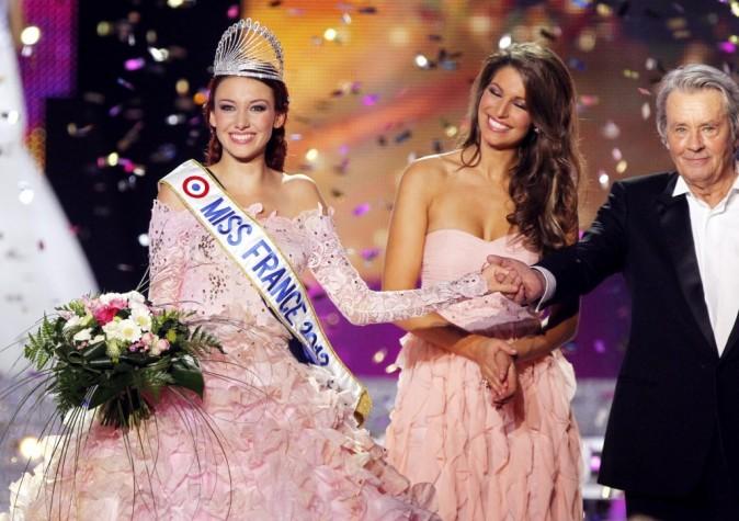 Miss Alsace est sacrée Miss France 2012 !