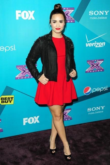 Demi Lovato le 5 novembre 2012 à Los Angeles