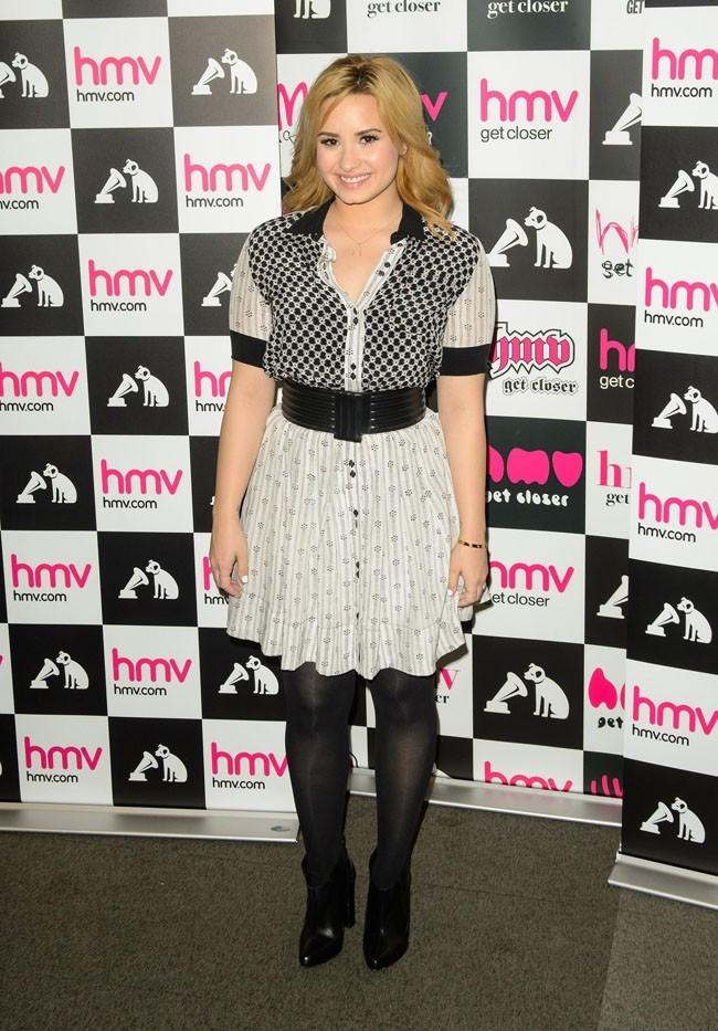 Demi Lovato le 28 mai 2013 à Londres