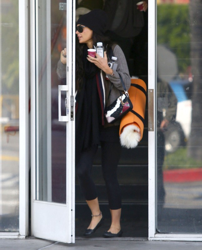 Demi Moore le 26 mars 2013 à Los Angeles