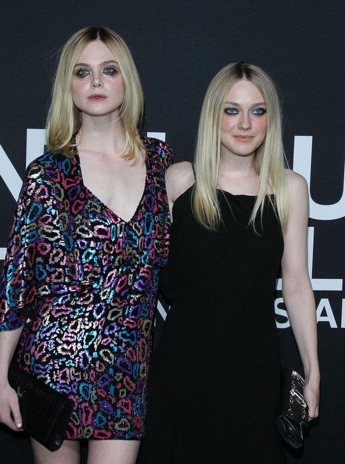 Dakota et Elle Fannig