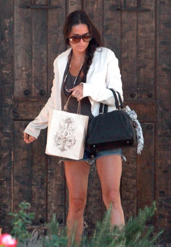 Demi Moore le 18 juin 2013 à Ventura, en Californie
