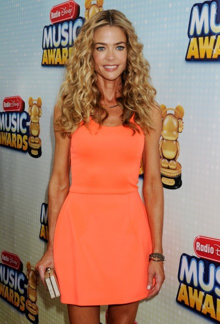Denise Richards, Los Angeles, 27 avril 2013.