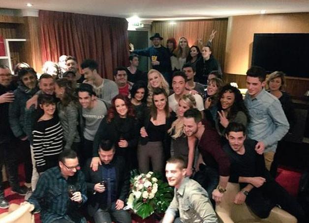 Denitsa Ikonomova : la jolie danseuse fête son anniversaire sur la tournée DALS !