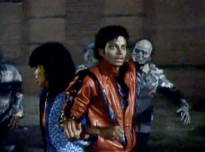 Photos : le clip culte de Thriller, l'un des plus gros succès de Micheal Jackson