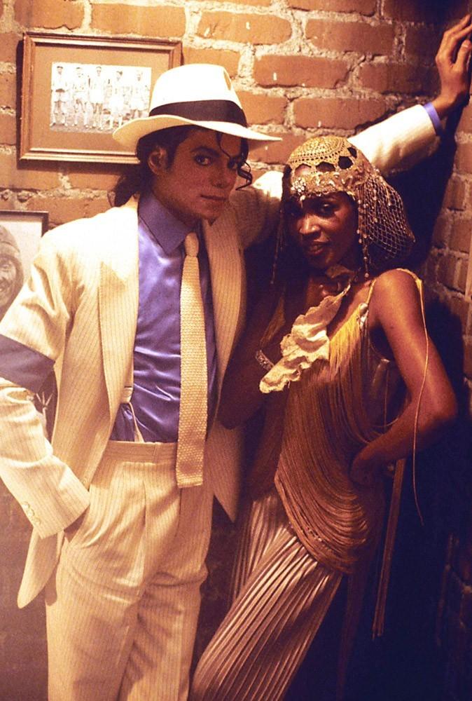 Photos : le Roi de la Pop en 1988