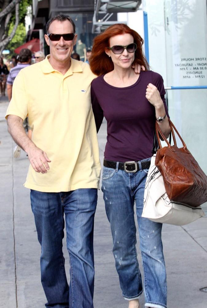 Photos : Marcia Cross pourra passer plus de temps avec son mari et ses jumelles !